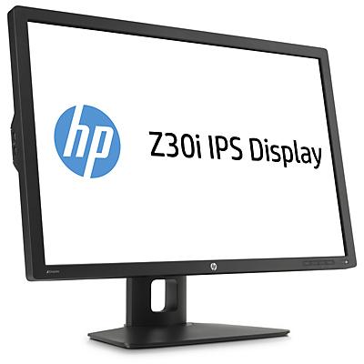"""HP LCD Z30i Monitor 30"""" wide (2560x1600), AH-IPS, 16:10, 350nits, 8ms, 1000:1, VGA, DisplayPort, DVI-D,HDMI, 4xUSB"""