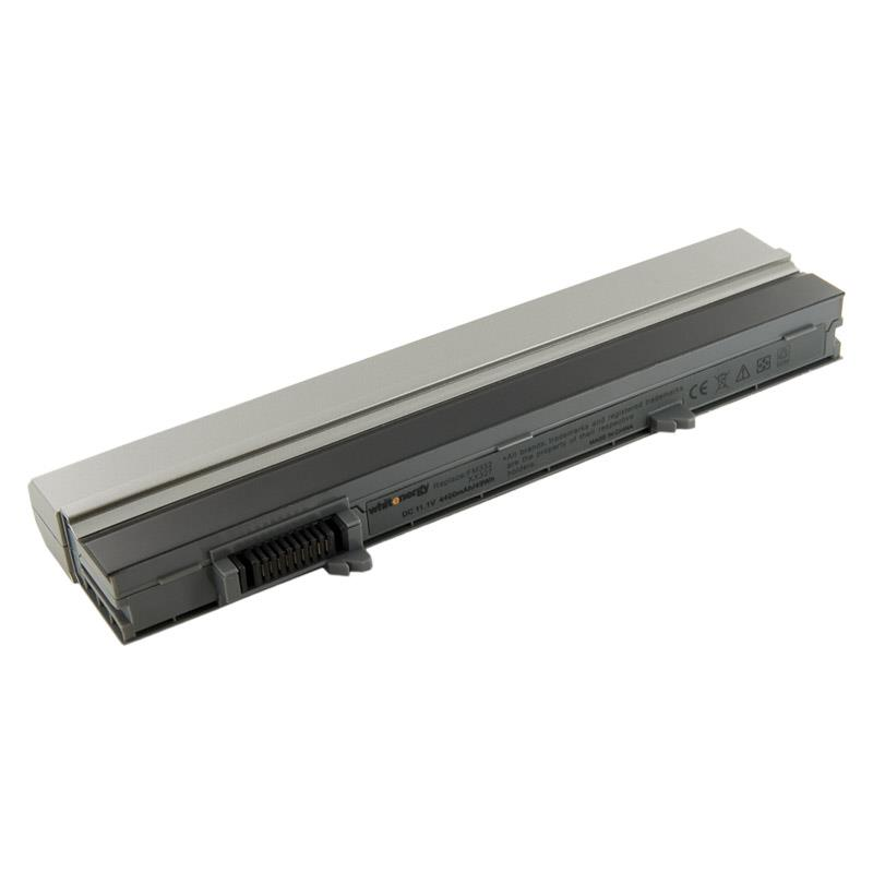 WE baterie Dell Latitude E4300 11.1V 4400mAh šedá