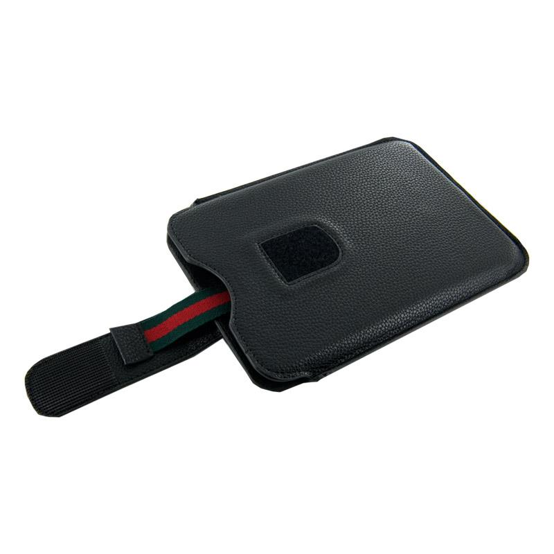 4World Pouzdro - stojan pro Galaxy Tab 2, Vertical, 7'', černý