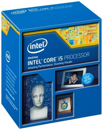CPU INTEL Core i5-4440S BOX (2.8GHz, 65W,1150,VGA)