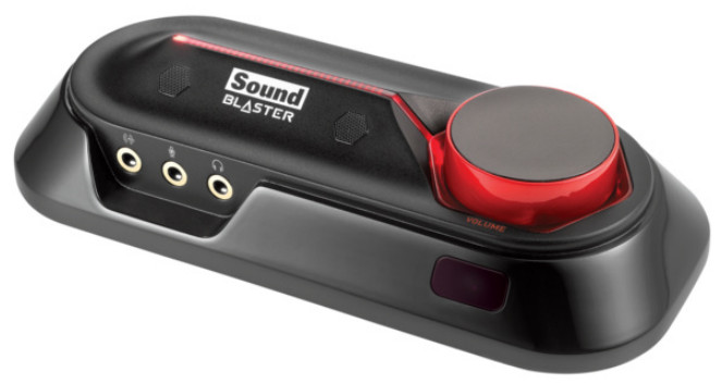 Creative Sound Blaster OMNI SURROUND 5.1 - USB zvuková karta