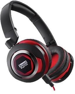 Creative Sound Blaster EVO sluchátka s mikrofonem,USB,3,5mm jack,dokonalé odhlučnění