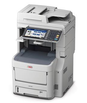 Oki MC780dfnfax A4 40/40 ppm ProQ2400dpi, Finišer, RADF, 160GB HDD, 2GB RAM, USB 2.0 LAN (Print/Scan/Copy/Fax)