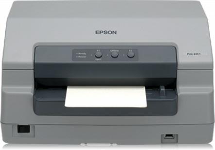 EPSON PLQ-22M, dokladová t, 24 jehl 480 zn/s, 6+1k