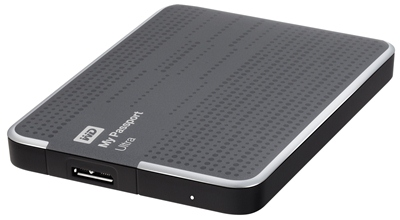 "WD My Passport ULTRA 500GB Ext. 2.5"" USB3.0, Titanium"