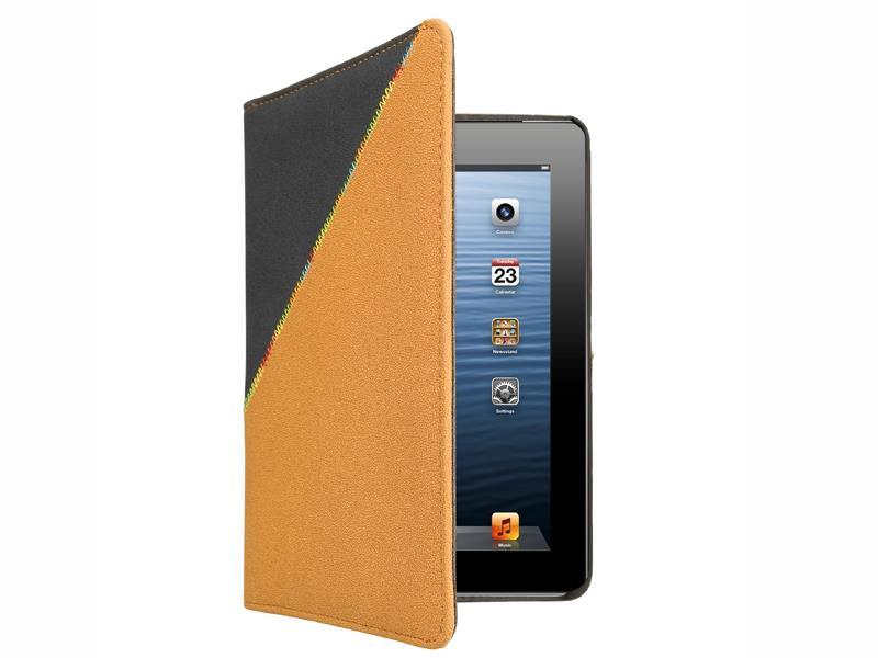 Tracer pouzdro pro iPad 2/3/4, tříbarevné (oranžové)
