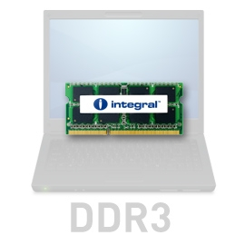 INTEGRAL 2GB 1066MHz DDR3 CL7 R2 SODIMM 1.5V