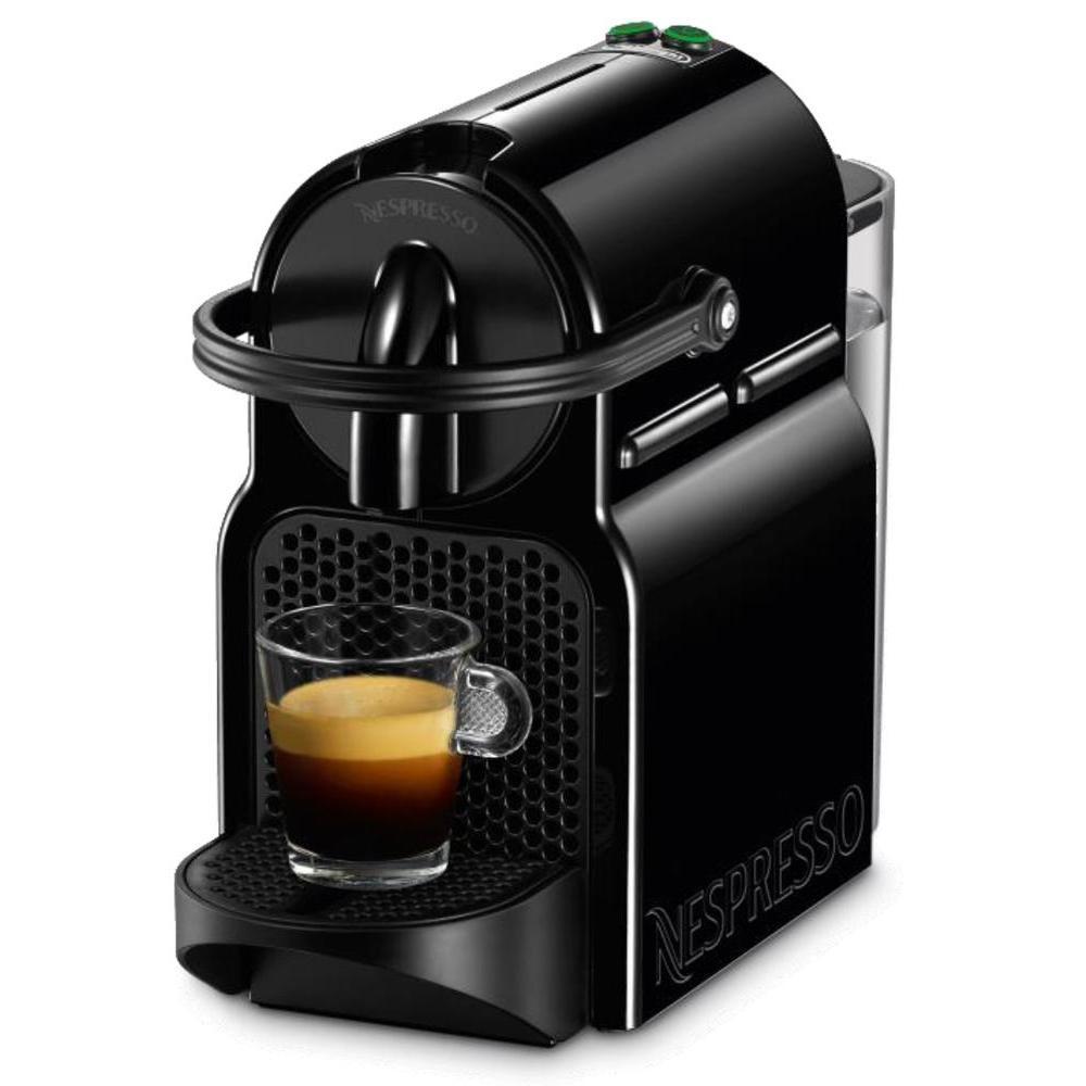 DeLonghi EN 80.B Inissia Nespresso Black