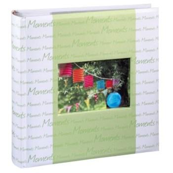 Hama album memo LA VIDA 10x15/200, zelené, popisové pole