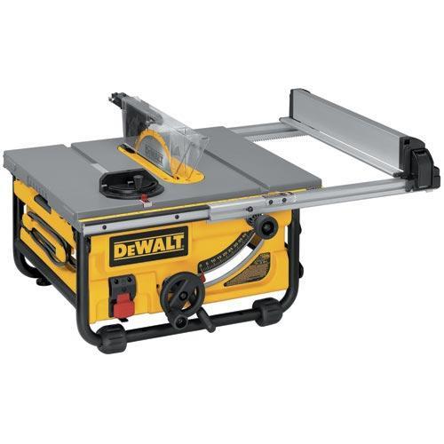 Přenosná stolní pila DeWalt DW745