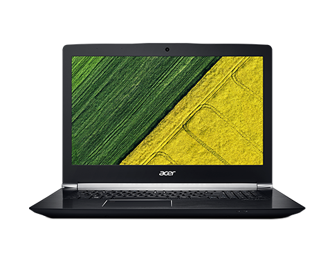 "Acer Aspire V17 Nitro (VN7-793G-78Y4) i7-7700HQ/8GB+8GB/256GB SSD+1TB/GTX 1050Ti 4GB/17.3"" FHD IPS matný/BT/W10 Home/Black"