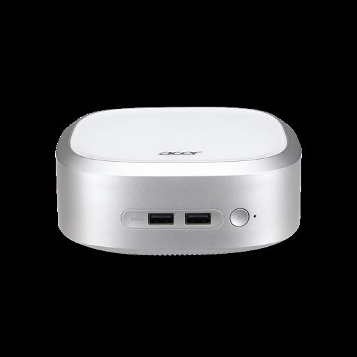 ACER PC Revo RN66 - Barebone- i5-5200U@2.5GHz, Bez paměti, Bez HDD, HDMI, DP, Wi-Fi, Bez Operačního systému