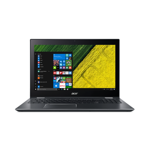 "Acer Spin 5 (SP515-51GN-8617) i7-8550U/8GB+N/A/256GB Intel PCIe SSD+1TB/GTX 1050 4GB/15.6"" FHD IPS Multi-Touch/BT/W10 Home"