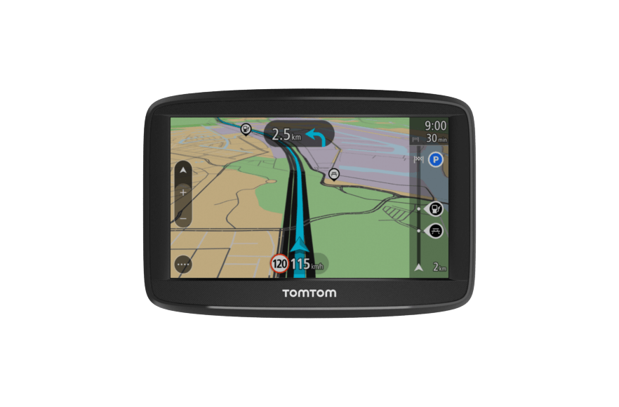 TomTom START 42 Regional CEE, LIFETIME mapy