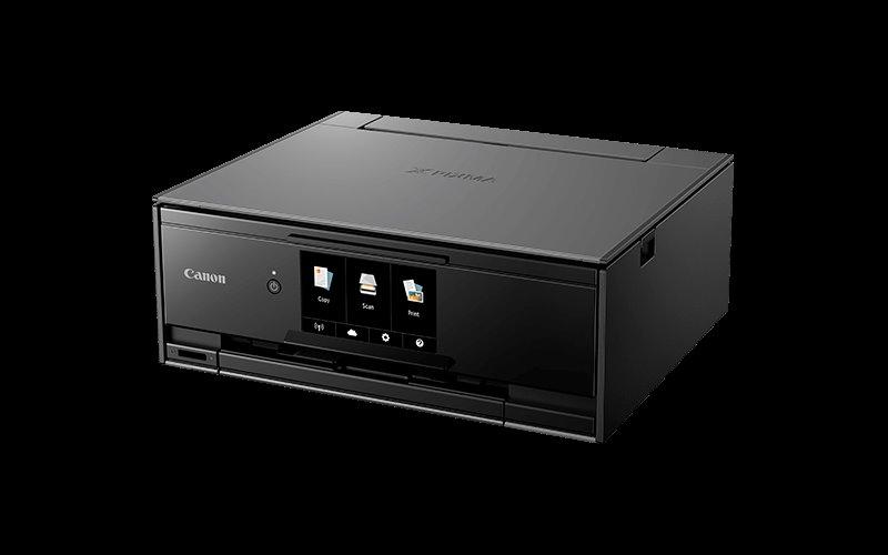 Canon PIXMA TS9150 - PSC/Wi-Fi/AP/WiFi-Direct/BT/LAN/Duplex/PictBridge/PotiskCD/4800x1200/USB grey