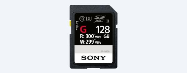 SONY SD karta SFG1G plus MRWS1 čtečka paměťových karet