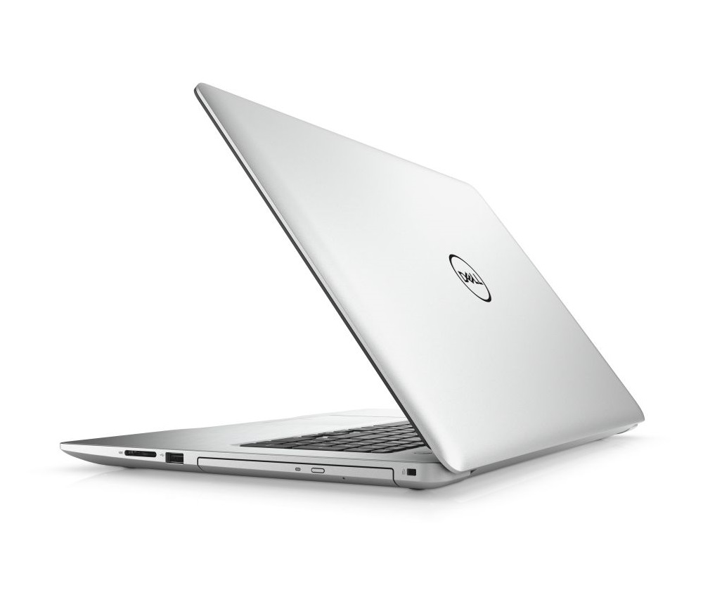 Dell Inspiron 5770 17 FHD i7-8550U/8GB/128GB SSD+1TB/530-4GB/DVD/MCR/HDMI/USB-C/W10/2RNBD/Stříbrný