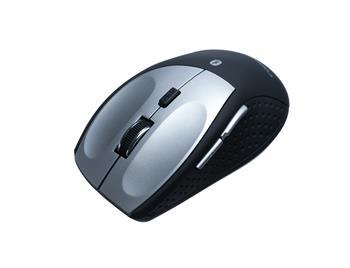 CONNECT IT Bluetooth laserová myš, stříbrná