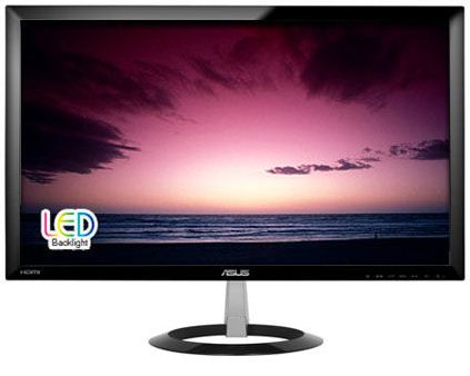 "23"" LED ASUS VX238H -1ms,Full HD,DVI,HDMI"