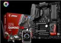 MSI Z270 GAMING M6 AC, LGA1151, 4xDDR4, 2xM.2, 6xSATA3, 2xUSB3.1