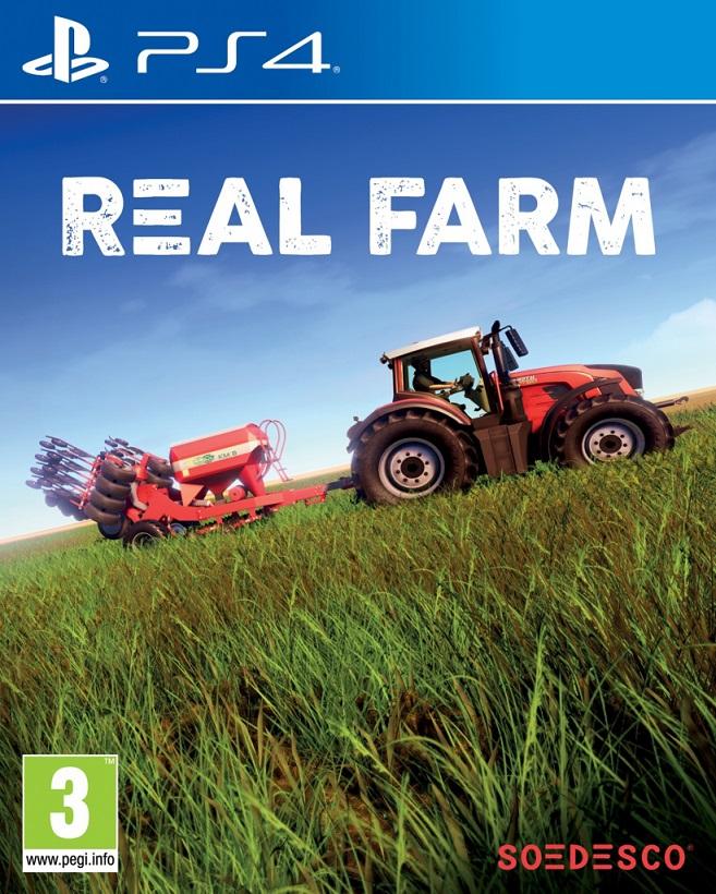 PS4 - Real Farm EN