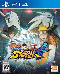 PS4 - Naruto Shippuden: Ultimate Ninja Storm Trilogy
