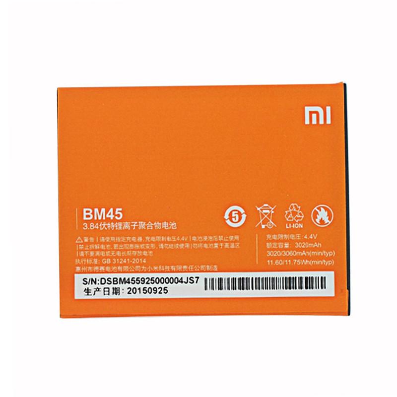 Xiaomi BM45 Original Baterie 3060mAh (Bulk)