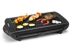 Tristar BQ-2818 Barbecue-gril, nepřilnavý povrch, plocha na pečení: 38x26cm, 1300 W