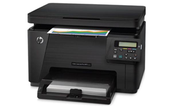 HP LaserJet Pro M176n A4 bar/16str  USB  LAN  4,14 Kč/str