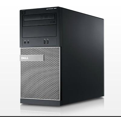 Dell Optiplex 3010 MT i5-3470 / 4GB / 240GB SSD / Win10P