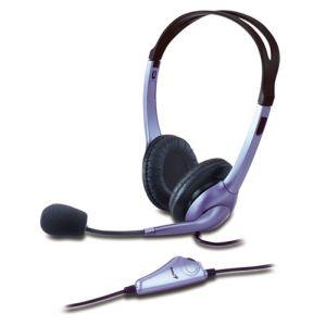 Genius headset HS-04S (sluchátka+mikrofon)