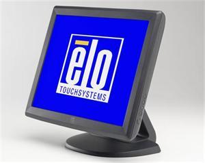 "ELO dotykový monitor 1515L, 15"" dotykové LCD, IT, USB/RS232, dark gray E399324"