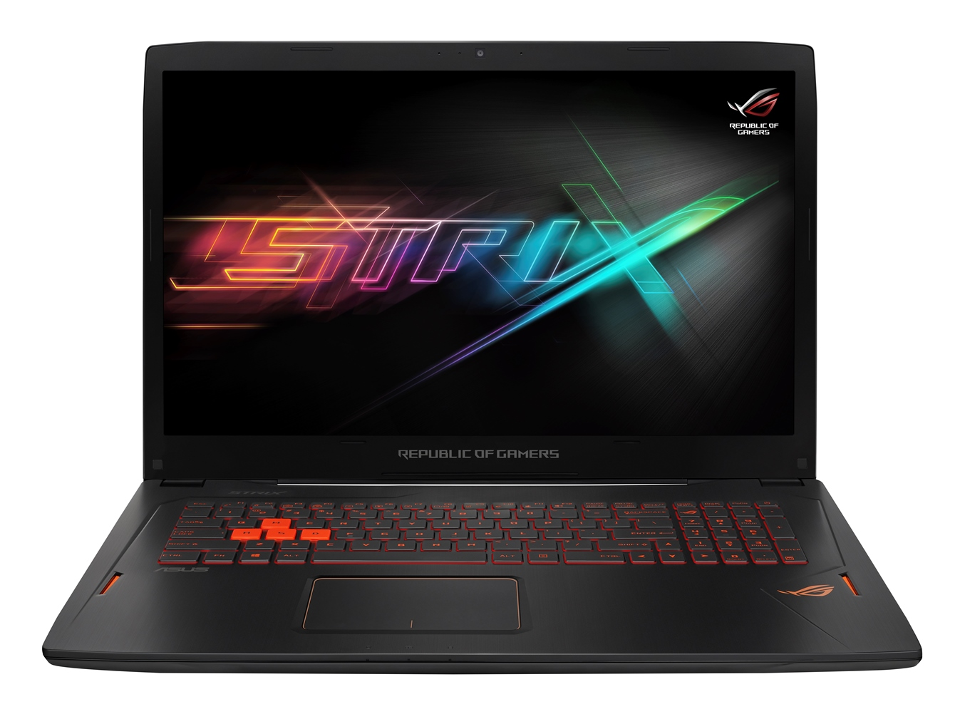 "ASUS GL702VS-BA002T i7-7700HQ/16GB/256GB M.2 SSD+1TB 7200 ot./GeForce GTX1070/17,3"" FHD IPS matný/W10 Home/Black"
