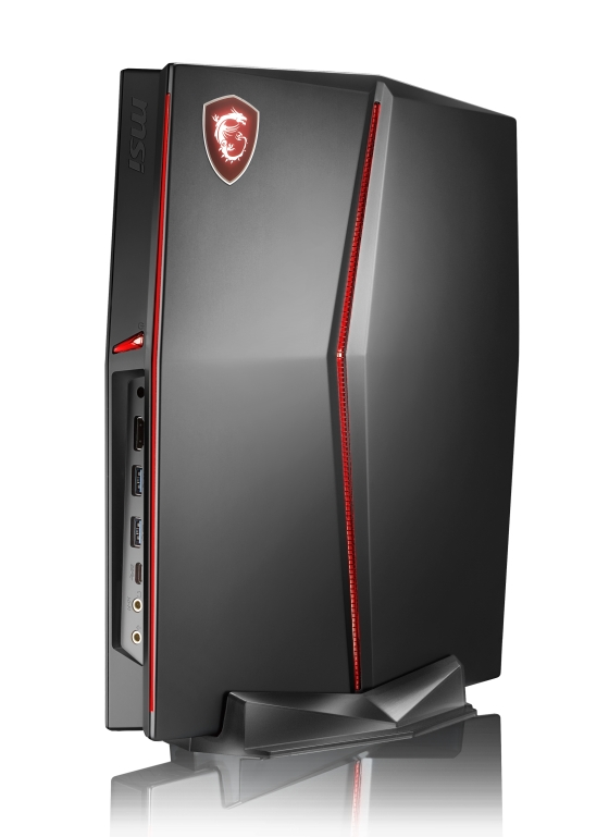 MSI Vortex G25 8RE-029CZ / i7-8700 Coffeelake/16GB/512 SSD + 1TB HDD/GTX 1070, 8GB GDDR5/Win 10 Home