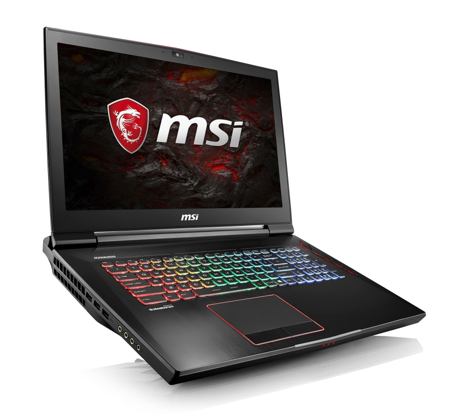 "MSI GT73EVR 7RF-1016CZ Titan Pro/ i7-7700HQ Kabylake/16GB/128GB SSD+1TBHDD/GTX1080,8GB/17,3"" FHD(120Hz)/killer lan/ W10"