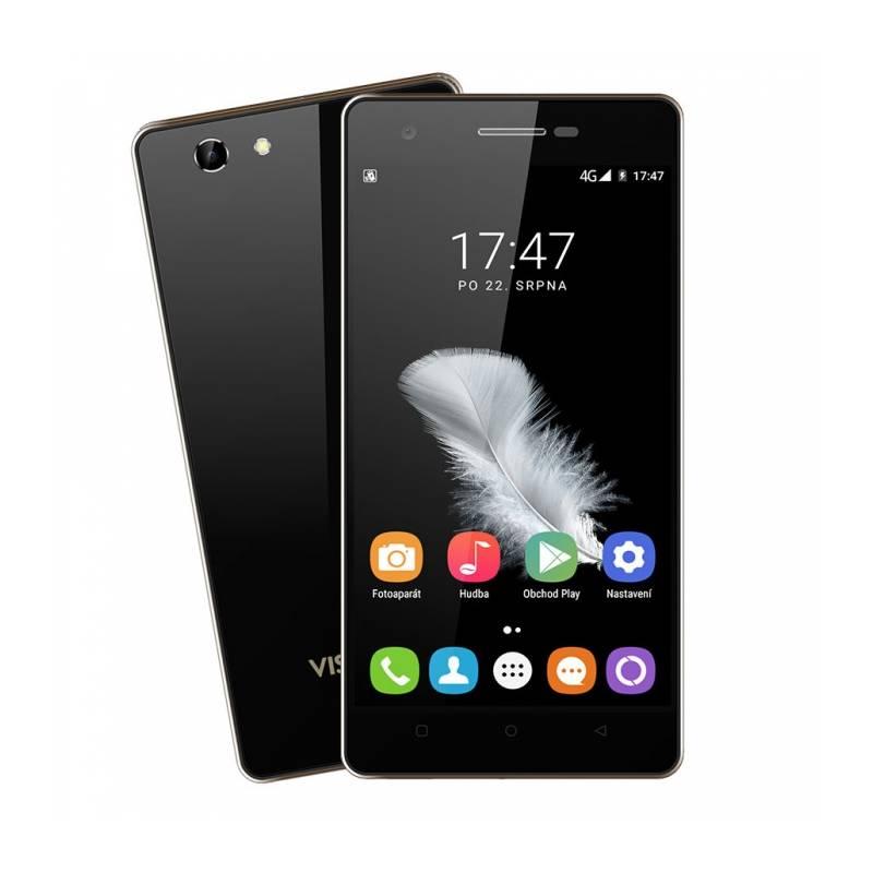 UMAX VisionBook P50 Plus LTE/5´´ IPS 720x1280/1,3GHz QC/1GB/8GB/SD/2x microSIM(2/3/4G)/5MPx/2000mAh