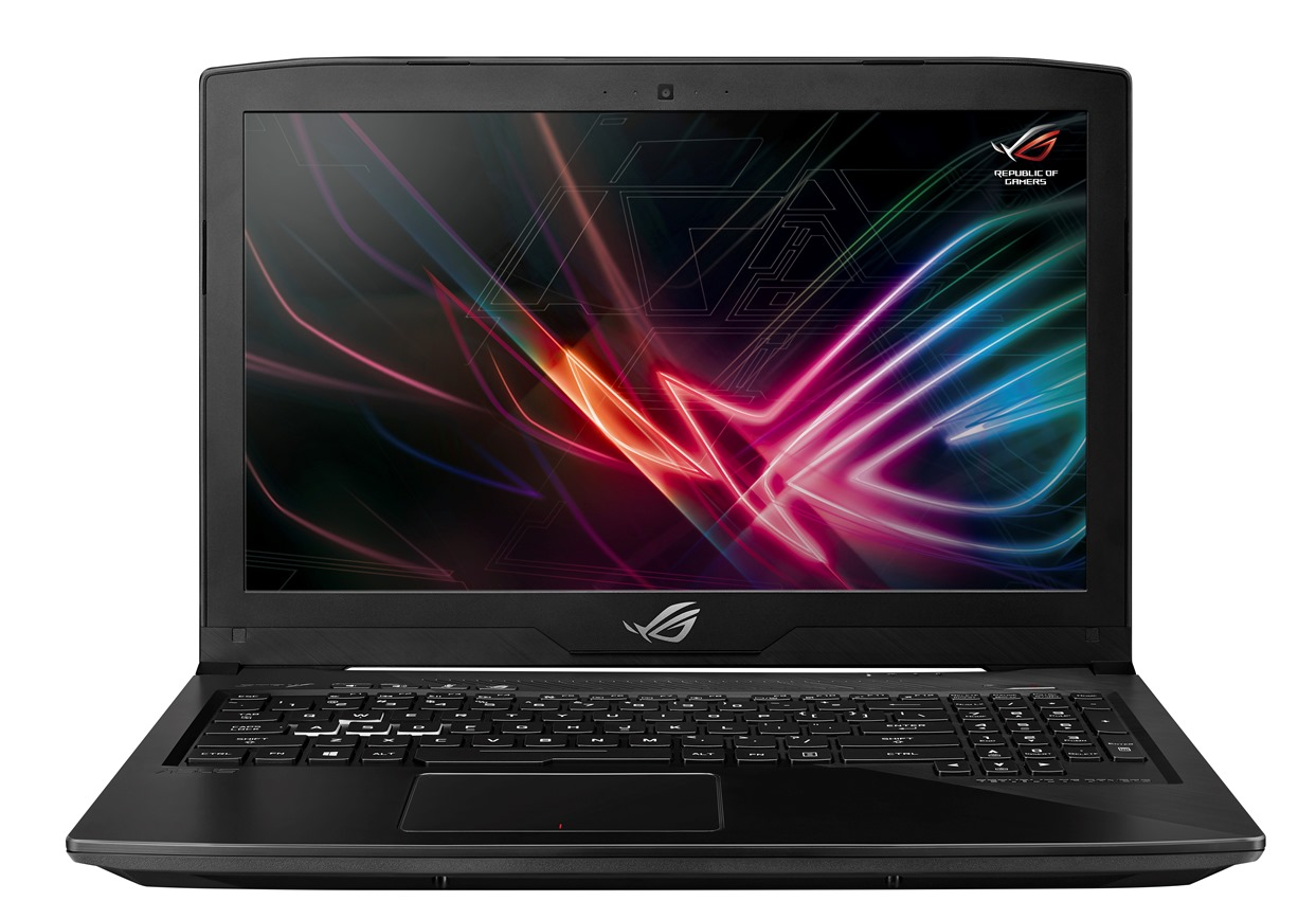 "ASUS GL503VM-FY014T i7-7700HQ/16GB/256 GB M.2 SSD+1TB 7200 ot./GeForce GTX1060/15,6"" FHD IPS matný/BT/W10 Home/Black"