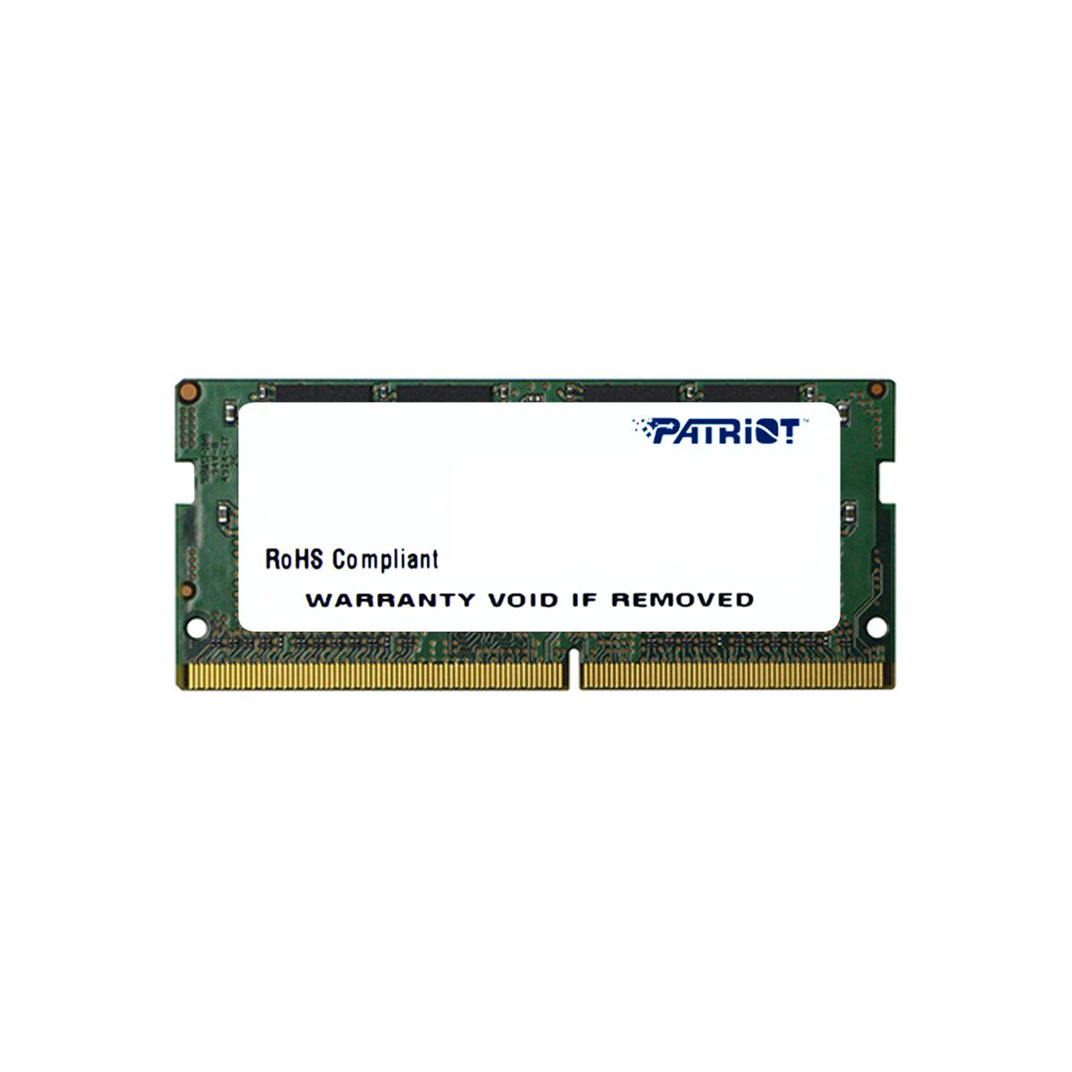 SO-DIMM 4GB DDR4-2133MHz Patriot CL15 512x16