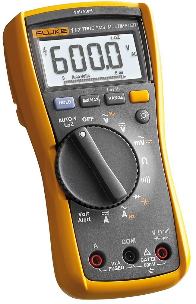 Multimetr digitální Fluke 117