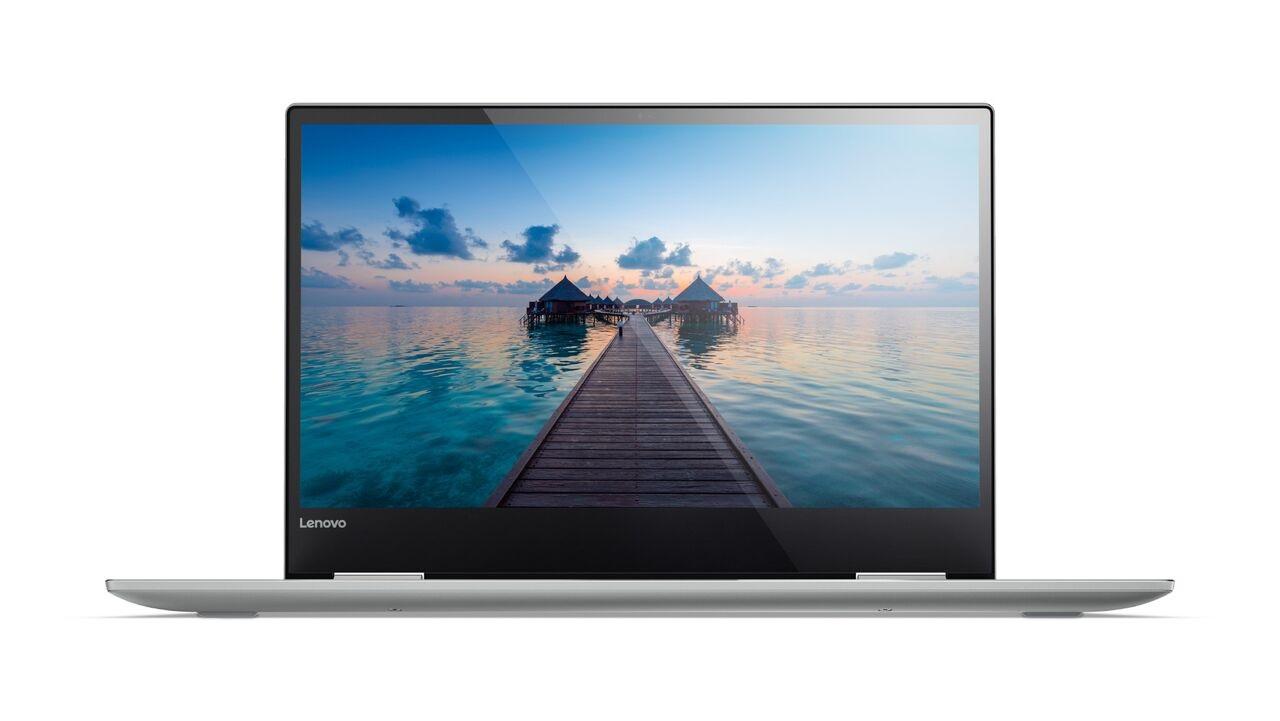 "Lenovo YOGA 720-13IKBR i7-8550U 4,00GHz/8GB/SSD 512GB/13,3"" FHD/IPS/AG/multitouch/FPR/WIN10 PRO stříbrná 81C3001QCK"