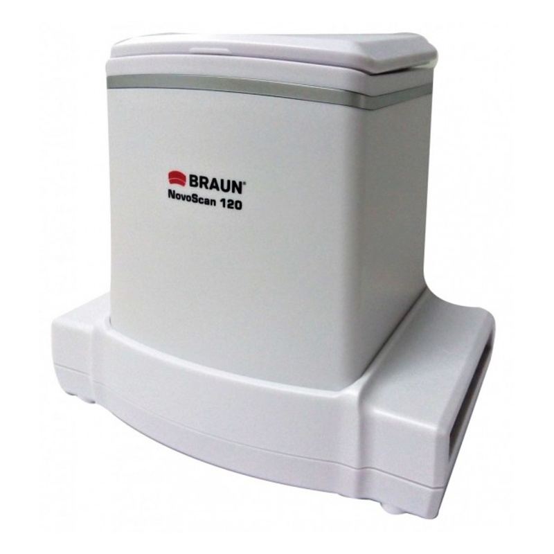 Braun Novoscan 120 filmový skener na svitky