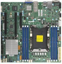 SUPERMICRO MB 1xLGA3647, iC622, 6x DDR4 ECC, 12xSATA3, 1xM.2, PCI-E 3.0/2,1(x16,x8),2x 10Gb SFP+,IPMI