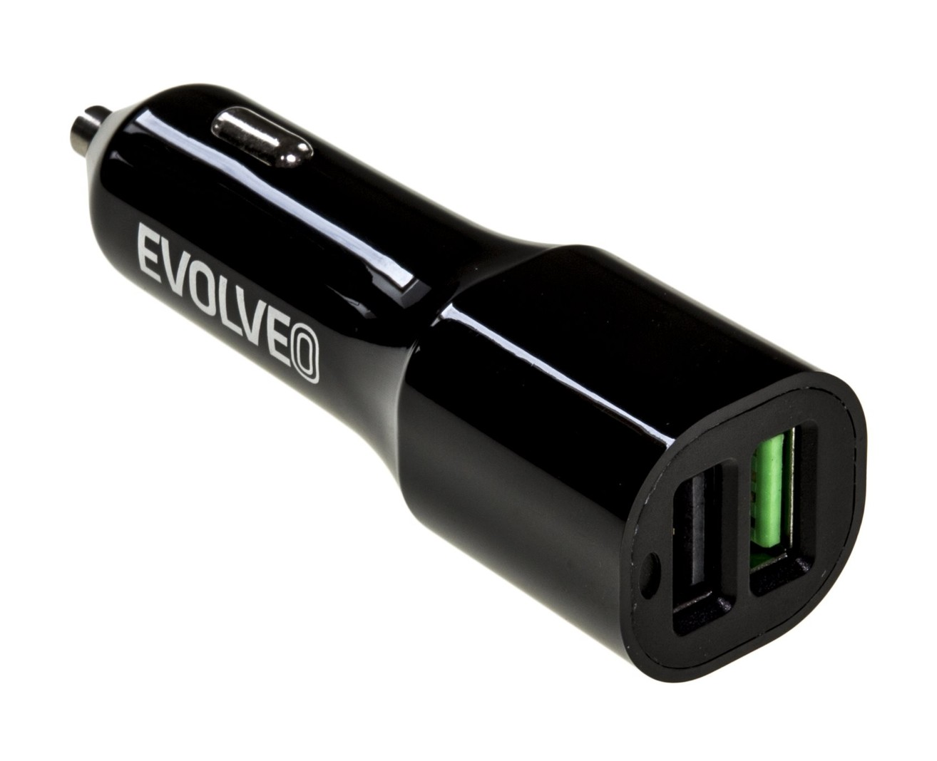 EVOLVEO MX310, 2x USB port, QUALCOMM QUICK CHARGE 3.0 , nabíječka do auta