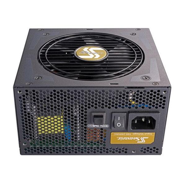 SEASONIC zdroj 650W Focus Plus SSR-650FX, 80+ GOLD
