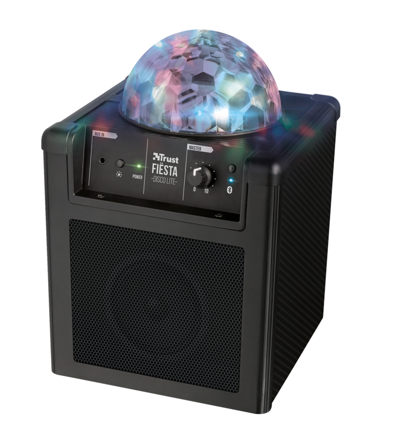 TRUST Fiësta Disco Lite Rechargeable Wireless Speaker