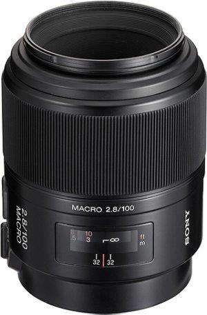 Objektiv Sony 100mm SAL-100M28 Macro pro Alpha