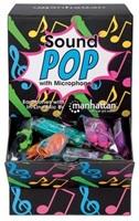 MANHATTAN Prodejní box 40x sluchátka s mikrofonem ve 4 barvách (vhodné pro vystavení na pult)