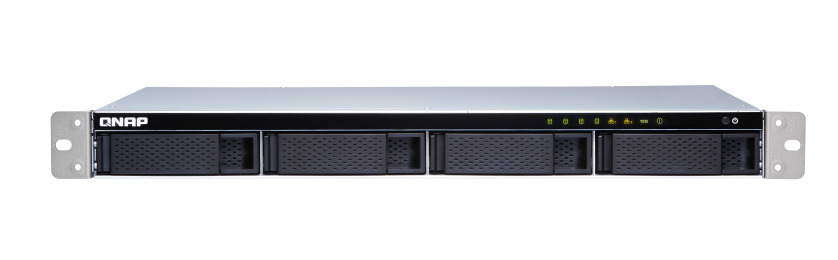 QNAP TS-431XeU-2G (1,7GHz, 2GB RAM, 4xSATA,1x10GbE SFP+, 4xGbE)