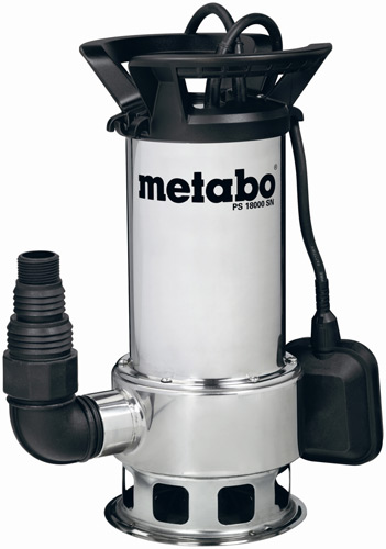 Čerpadlo ponorné Metabo PS 18000 SN