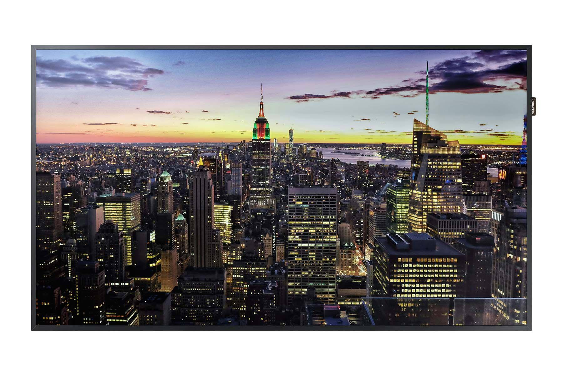 "65"" LED Samsung QM65H-UHD,500cd,slim,24/7"